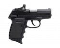 SCCY CPX-1CBRD Black Slide Black Grip RD Dot 10R