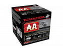 "Winchester Ammo AASC417 AA Super Sport 410GA 2.5"" 1/2oz #7.5 Shot - 25sh Box"