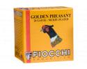 """Fiocchi 28GP5 Exacta Golden Pheasant 28GA 2.75"""" 7/8oz #5 Shot - 25sh Box"""