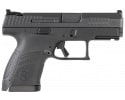 """CZ P-10S, Semi-Auto, Striker Fired, Sub-Compact, 9mm, 3.5"""" Barrel, Poly Frame, Black Nitride Finish, Ambi Safety, Fixed Sights, 12 Plus 1- 2 Mags"""