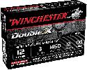 "Winchester Ammo SB12300 Supreme Hi-Velocity Buckshot 12GA 3"" 12 Pellets 00 Buck Shot - 5sh Box"