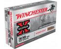 Winchester Ammo X3086BP Super-X 308 Winchester/7.62 NATO 180 GR Power Max Bonded - 20rd Box