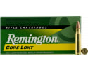 Remington Ammunition R250SV 250 Savage 100 GR Core-Lokt Pointed Soft Point - 20rd Box