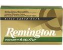 Remington Ammunition PRA222RB Premier 222 Remington AccuTip 50 GR - 20rd Box