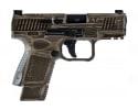 Century Arms HG6495-N Canik TP9 9mm Semi-Auto Pistol - Elite SC Trophy Model 9MM - Distressed Bronze Trophy Finish