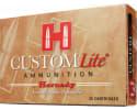 Hornady 80572 Custom Lite 7mm-08 Remington 120 GR SST - 20rd Box