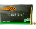 HSM 300640N Game King 30-06 165 GR SBT - 20rd Box