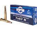 PPU PP303S1 Metric Rifle 7x57R 139 GR Soft Point - 20rd Box