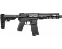 "Smith & Wesson 13320 M&P15 Pistol 7.5"" Barrel 5.56/.223 Caliber, 30 Round W/ SBA3 Adjustable ARM Brace"
