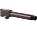 """SilencerCo AC864 Threaded Barrel 9mm 4.48"""" Black"""