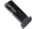 Sig Sauer MAG365912 P365 Micro-Compact 9mm Luger 12rd Steel Black Finish with Finger Extension