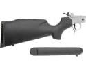Thompson 08028770 G2 Contender Rifle Frame Stainless STEEL/BLACK SYN