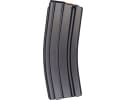 AR-15 .223/5.56NATO 30-rd Aluminum Aftermarket Magazine w/ Orange Follower - Black