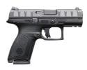 """Beretta JAXQ921 APX Centurion 3.7"""" FS15rd - Black Polymer - W / 2-15 Round Mags"""