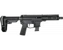 "Angstadt UDP-9 Semi Automatic AR-Platform Pistol 6"" Barrel 9mm 15 Round, Glock 17/19/19X/22/23/31/32/45 Mag Compatible, With SBA3 Brace - AAUDP09B06"