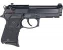 "Beretta 92FS Compact Semi-Automatic Pistol 9mm (3) 13rd 4.25"" Barrel W/ Trijicon Night Sights and Rail - LE Edition - J90C9F14"
