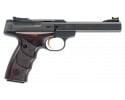 Browning Buck Mark Plus 22LR UDX Pistol, Matte Blued / Rosewood - 051429490
