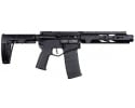 "Diamondback DB15PD7B 5.56 Caliber AR-Pistol, 9"" BBL with 7"" M-LOK Rail - 30 Round Black"