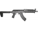 AK-47 Draco Pistol Special Magpul Edition W / MOE Furniture and Grip, S.B Tactical Brace & Enhanced Muzzle Break - 7.62x39, 30 Round, HG6408-N U.S.