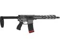 "FosTecH LITE Tiger Tungsten - Semi-Automatic Pistol 10.5"" Barrel - .300 Blackout - Echo II Trigger - 30 Round Mag - 6314-TUN-300-6226-4150-105"