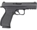 "TARA TM-9 Semi-Automatic Double-Action Striker Fired Pistol 4"" Barrel 9mm 17rd - Includes (3) Mags, Backstraps and Carrying Case"