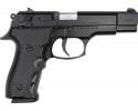 "SDS Imports Zigana M16 SA/DA Semi-Automatic Pistol 9mm 15 Round 5"" Barrel - Black W / 2-15 Rd Mags"