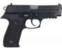 Zastava HEZ9BL EZ9 9MM Full Size Pistol, 4.25 BBL 15 Round Capacity, Black Frame W / Black Slide - W / 2-15 Round Mags
