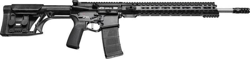 "POF Renegade+ 5.56 NATO Rifle, 18.5"" Gen 4 Lower Receiver Dictator - POF 01180"
