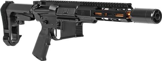 ZEV AR15-CE-300-8.5-B 300 Blackout 8.5 PSTL Black