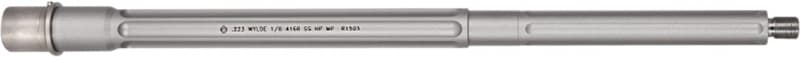 "Ballistic Advantage BABL223017PL Premium Series .223/5.56 NATO Barrel 16"" Stainless Steel"