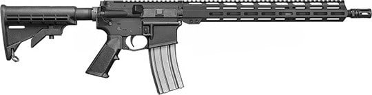 "Del-Ton ORFTML16M Sierra 316L OR M-LOK 16"" 30rd Optic Ready"