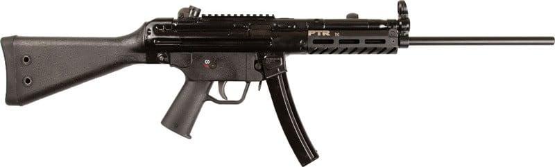 "PTR 608 9rd 16"" Rifle M-LOK Handguard w/SC MNT"