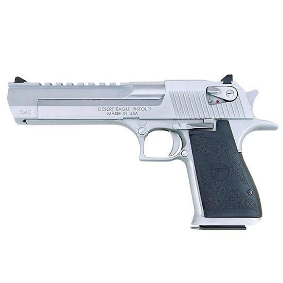 Magnum Research DE357BC Desert Eagle .357 Magnum 6 Brushed Chrome