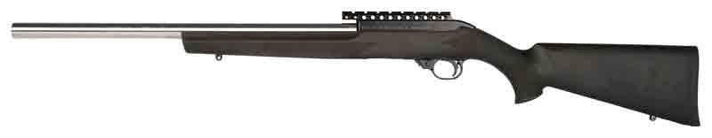 Magnum Research MLRS22WMH Magnum Lite .22 Magnum 19 SS Hogue Blued