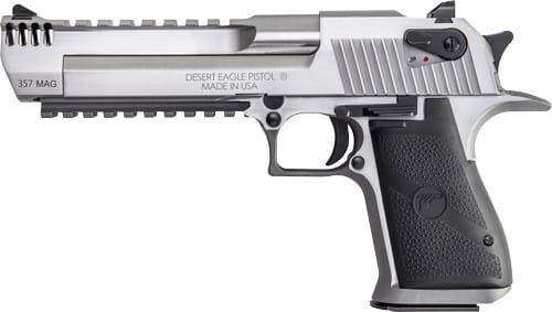 Magnum Research DE357SRMB Desert Eagle .357 Magnum 6 SS w/ INT Muzz BRK