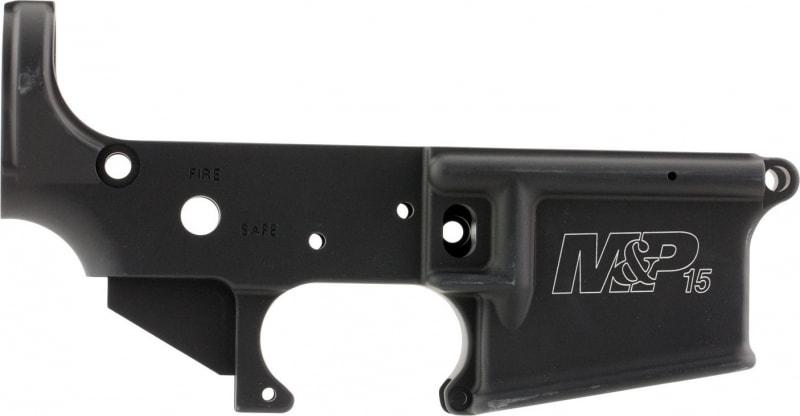 Smith & Wesson 812000 M&P15 Stripped Lower Receiver AR-15 AR Platform 223 Rem