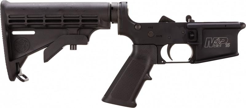 Smith & Wesson 812002 M&P15 15 Complete Lower Receiver AR-15 AR Platform 223 Rem