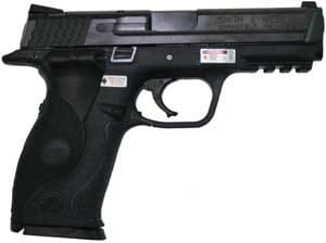 Smith & Wesson 220070 M&P9 9mm 4.25 17rd Lasergrips