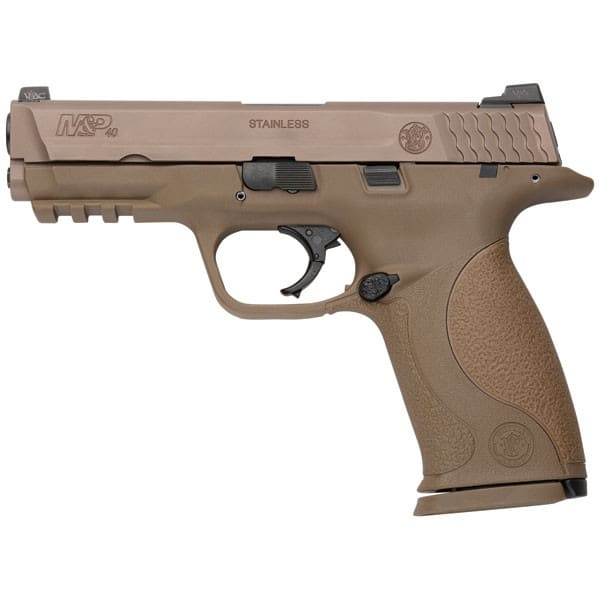 Smith & Wesson 209920 M&P40 Vtac 40 S&W 4.25 15rd Viking Tactics