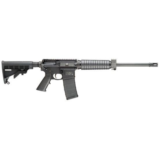 Smith & Wesson 811302 M&P15 .300 Blackout 16 6POS CAR Stock Matte Black 30rd