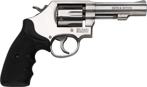 Smith & Wesson 162506 64 38 SPL 4 SS HB SB SG IL Military & Police Revolver