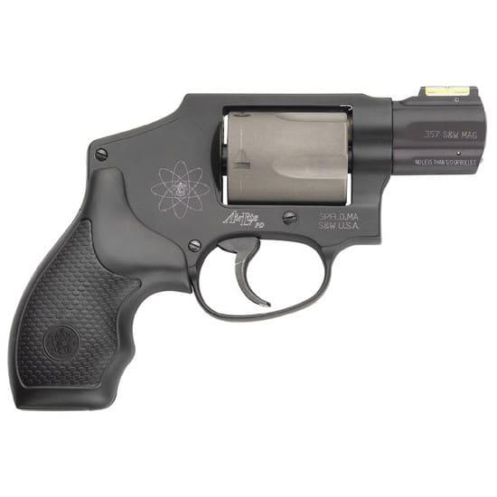 Smith & Wesson 163062 340PD .357 Magnum 1 7/8 FOS Airlite SC Centennia Revolver