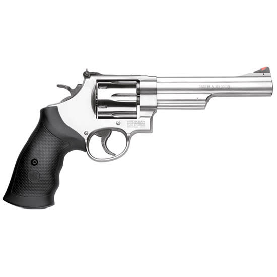 Smith & Wesson 163606 629 .44 Magnum 6 SS SG CT TH RR WO Desert Tech AS IL Revolver