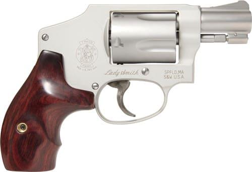 Smith & Wesson 163808 642 38 SPL 2 SS DAO Ladysmith RB AS WG LS Revolver