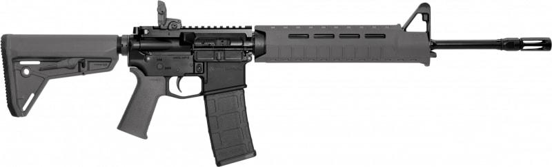 """Smith & Wesson 11553 M&P15 Carbine Magpul Semi-Auto .223 / 5.56 16"""" 30+1 Magpul MOE Gray Stock Black"""