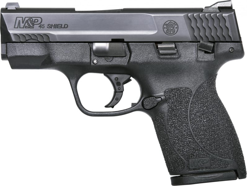 """Smith & Wesson 11704 M&P Double .45 ACP 3.3"""" 6+1/7+1 Polymer Grip Stainless Steel"""