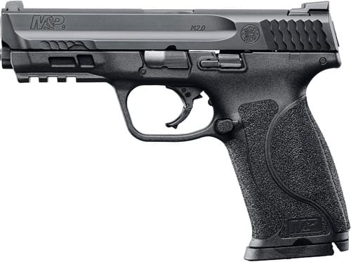 Smith & Wesson 11761 M&P9 M2.0 9mm 4.25 Black 10rd NMS