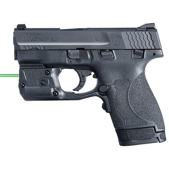 Smith & Wesson 11817 M&P40 Shield M2.0 40 S&W CTC Laserguard PRO