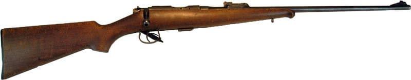 Century Arms RI1448-G Brno Model 2 .22LR Rifle 1-5rd. MagWood Stock Good COND.