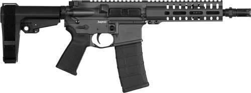 CMMG 30A81E2SG Pistol Banshee 300 MK4 .300AAC 30rd Sniper Grey
